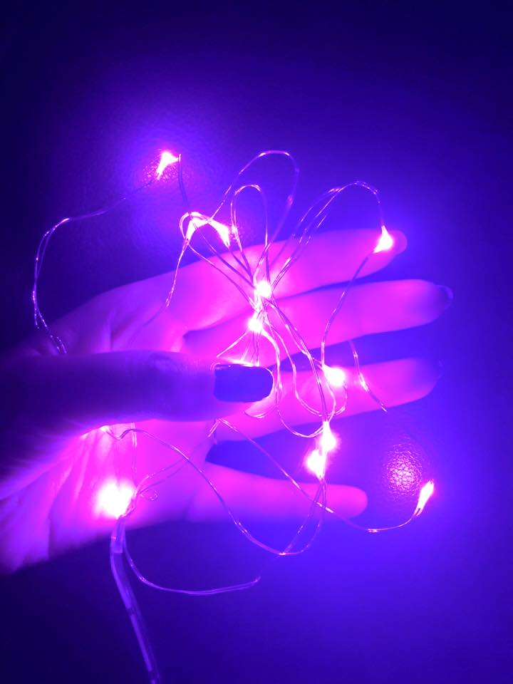 Micro LED String Lights by #RTGSPRODUCTST Canadian Review Freak
