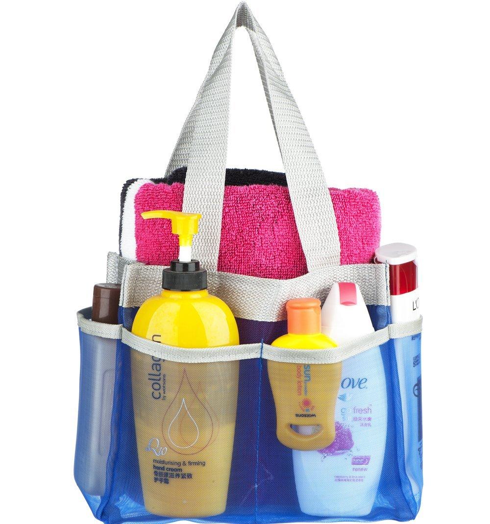 Yaelodesign Quick Dry 7 Pocket Shower Caddy #BestShowerTote ...