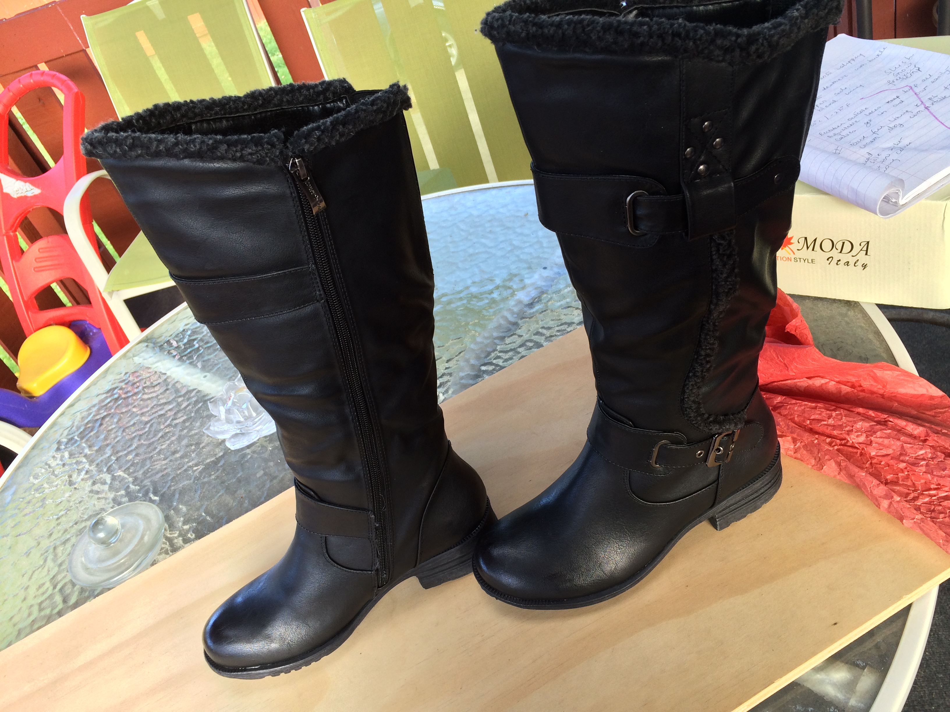 Boots for Comfort, Function and Style – Comfy Moda Boots ...